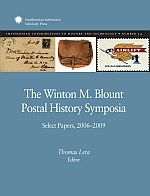 Postal History Symposia book