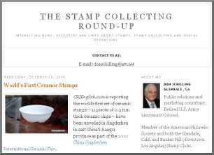 Stamp Collecting Round-Up