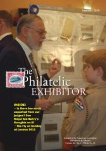 The Philatelic Exhibitor