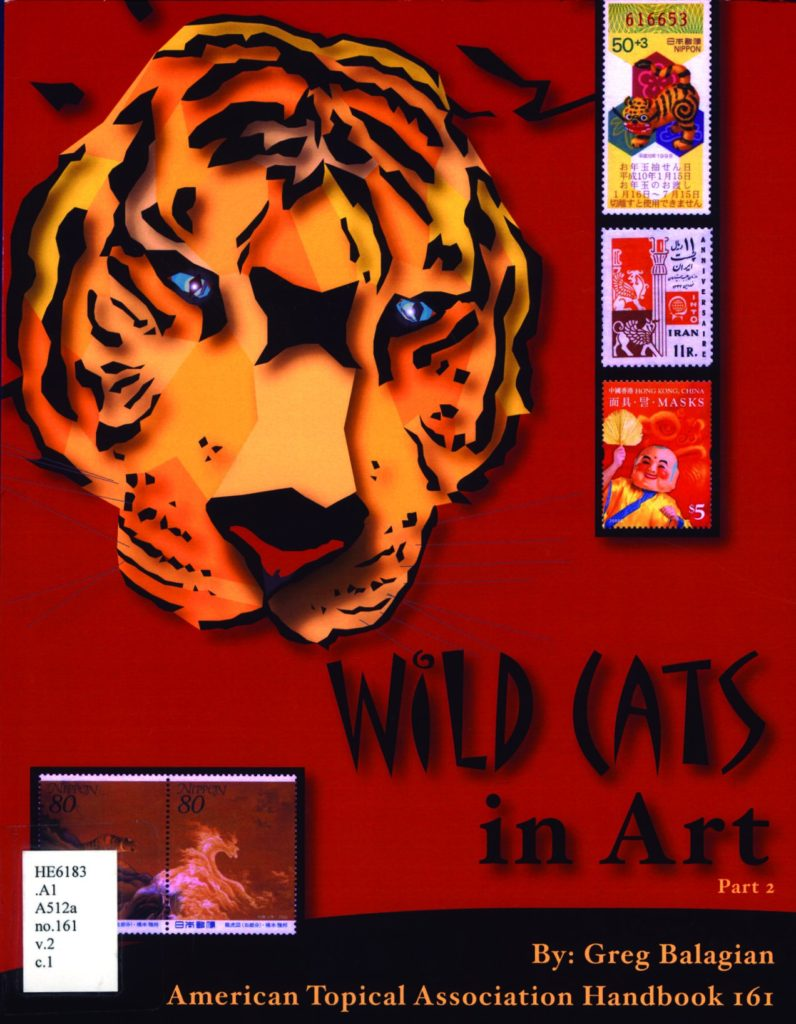 Wild Cats in Art
