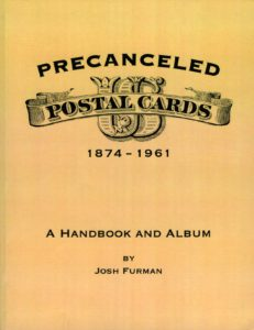 Precanceled Postal Cards