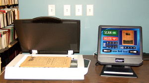 APRL book scanner