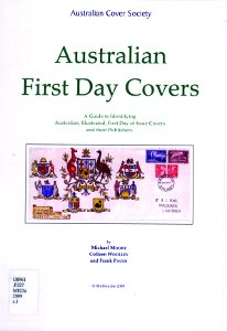 Australian first day covers