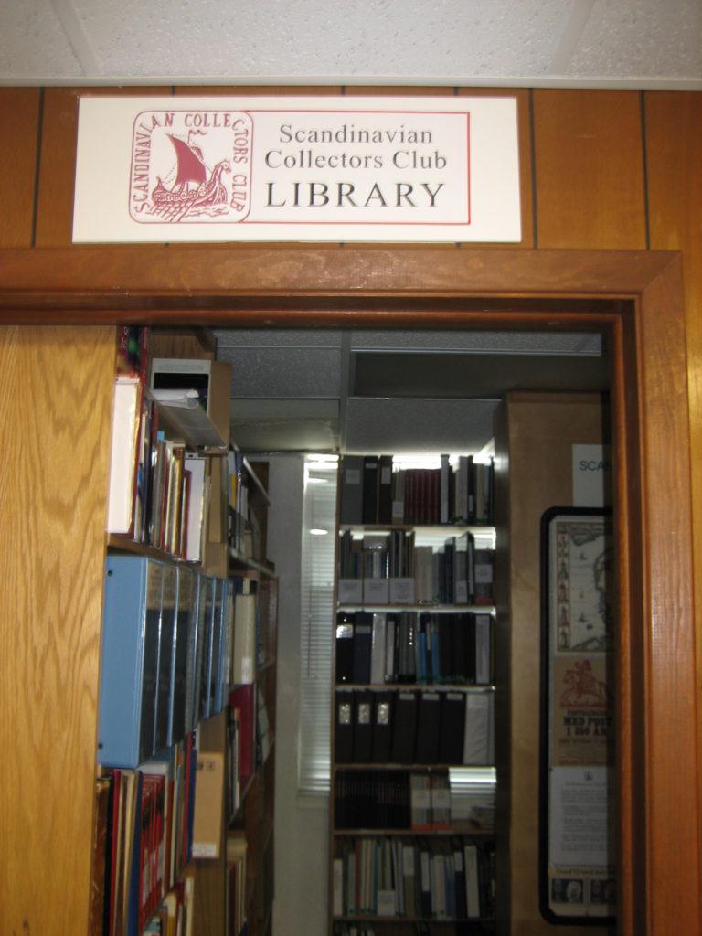 Scandinavian Collectors Club Library