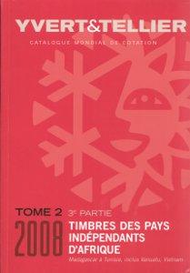 Yvert & Tellier catalogue de timbres-poste