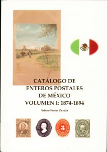 Catalogo de enteros postales de Mexico