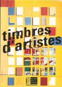 Timbres d'artistes