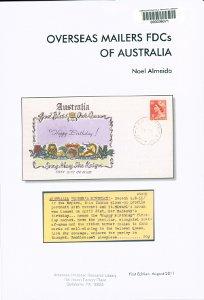 Overseas Mailers FDCs of Australia