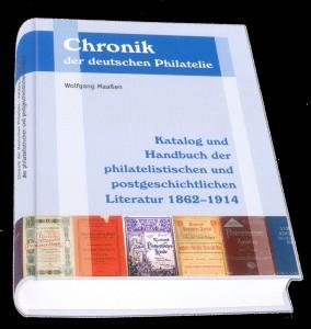 Maassen: Chronik der deutschen Philatelie