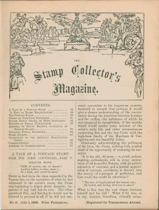 Stamp Collector's Magazine