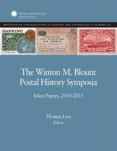 Postal History Symposia cover