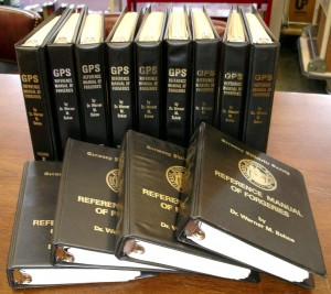 GPS Reference Manual of Forgeries