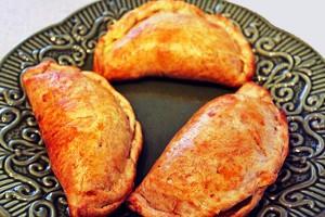 Papaya Empanadas
