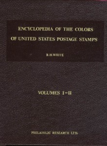 Encyclopedia of the Colors of United States Postage Stamps