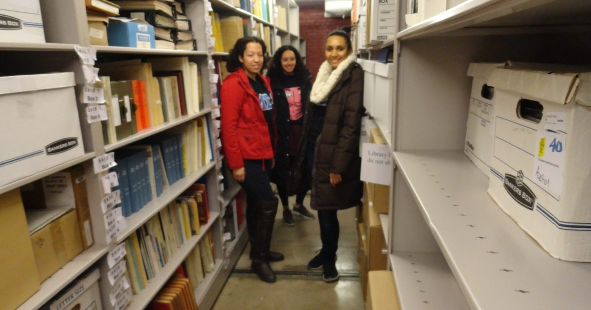 Penn State students help out on MLK Day
