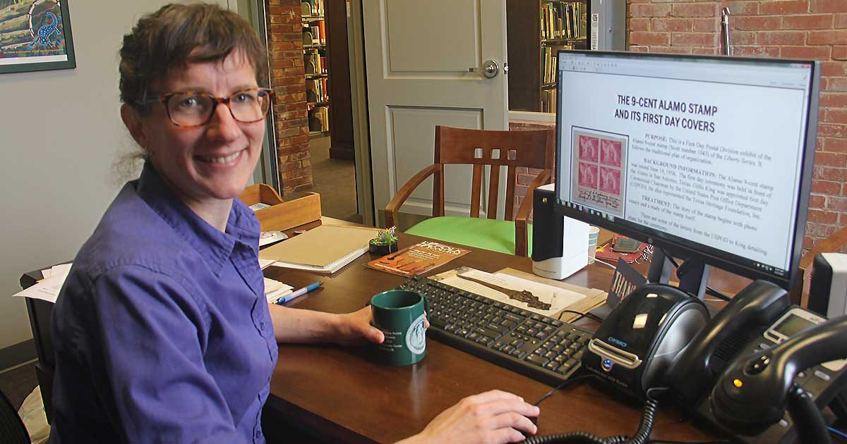 Tara Murray: an expert in making resources available online