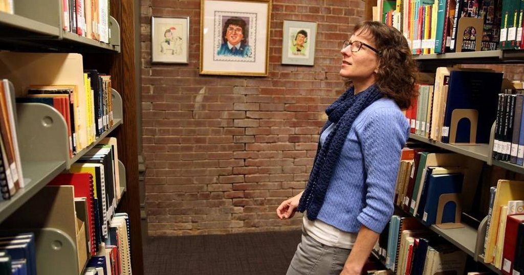 Postal history lives on in Bellefonte research library