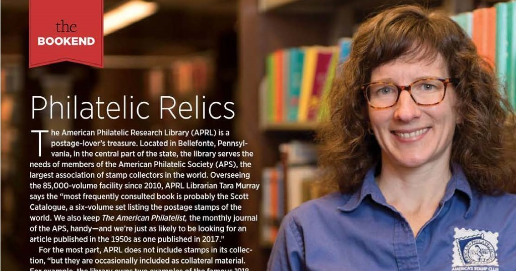 APRL featured in American Libraries