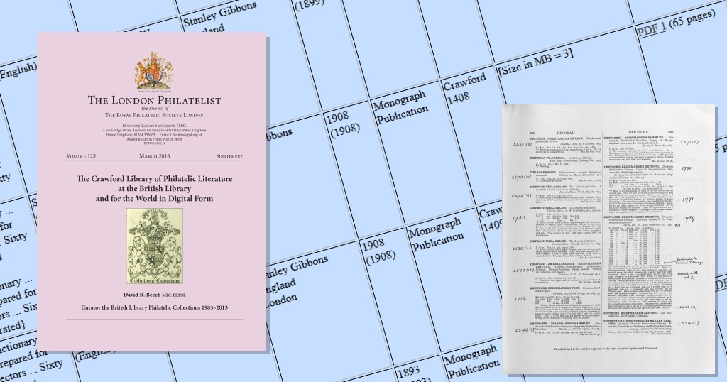 Resource of the Month: The Crawford Catalogue